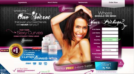 official site of breast actives