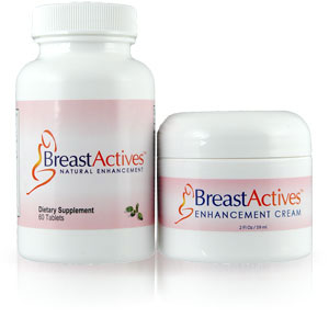 the original breast actives package