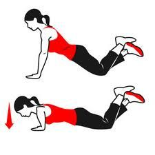 Modified Push-Ups