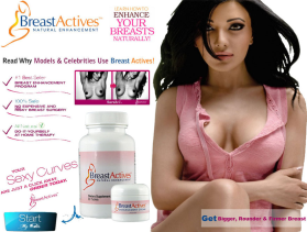 why choose breast actives