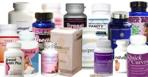 breast enhancement products
