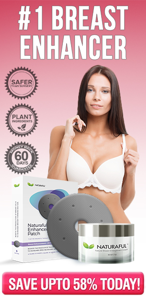 NATURAFUL - Breast Enhancement Cream & Patch Solution